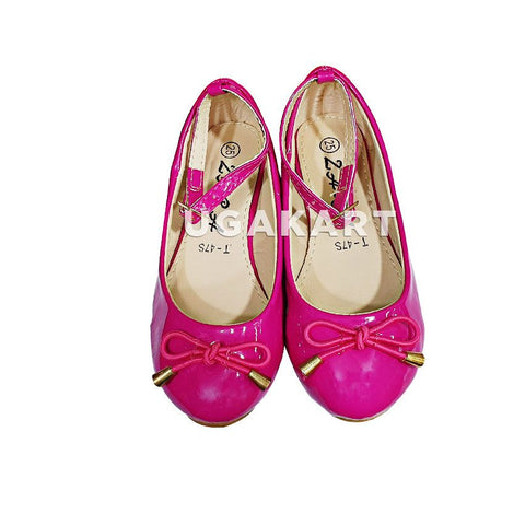 Zara Pink Girl's Shoes(5 to 10 yrs)