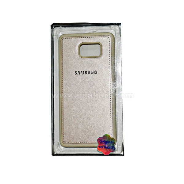 SAMSUNG Black Phone Cover For Note5