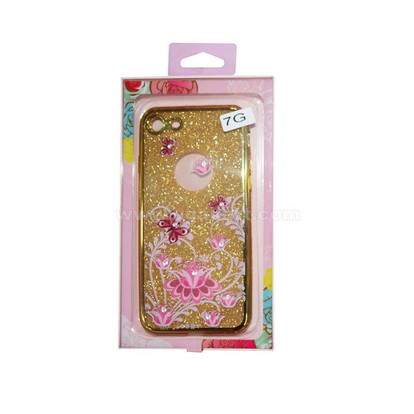 Golden Phone Jacket I Phone 7