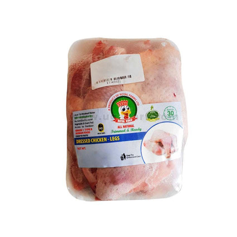 ROYAL KUKU Dressed Chicken Legs 1kg