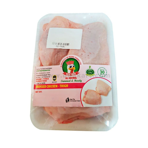 ROYAL KUKU Dressed Chicken Thigh 500gm