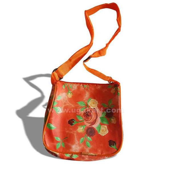 Mini Cross Bag-Orange Colour