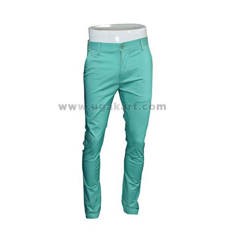 Turquoise trouser for mens
