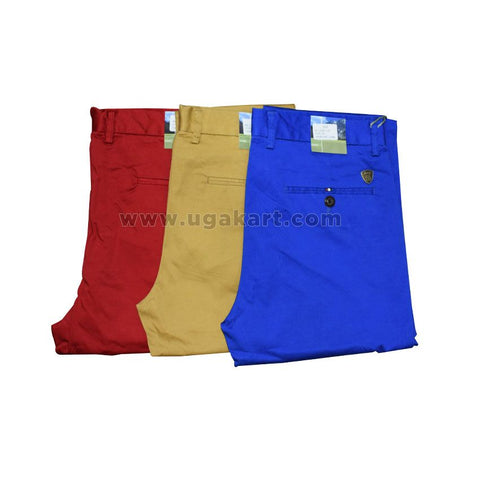 Set of 3 JEEP Trousers for mens