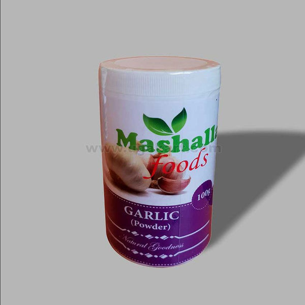 Mashallah Foods Garlic 100gm