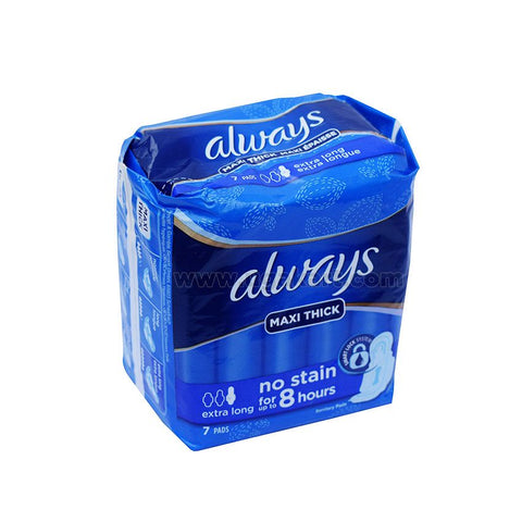 Always Maxi Thick Extra Long Sanitary Pads