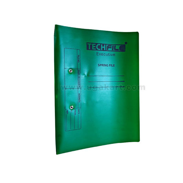 TECHFILE Executive Green Spring File