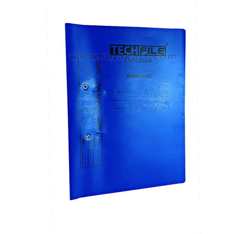TECHFILE Executive Blue Spring File