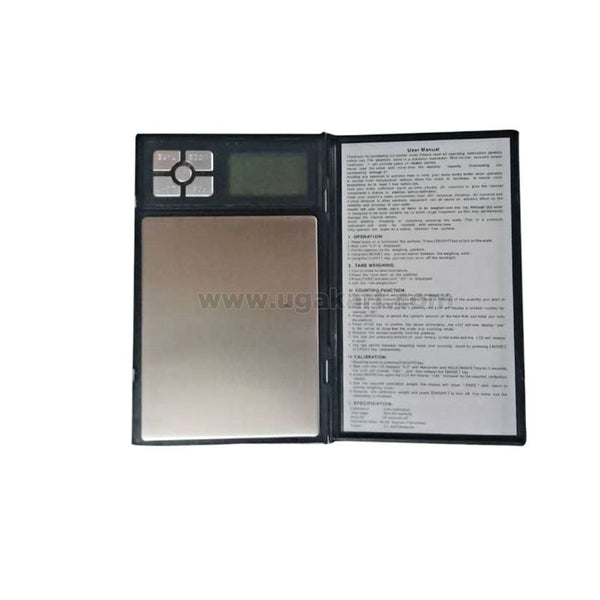 Notebook Digital Scale (0.00 To 500Gm)