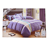 Light Purple Duvet Cover Set