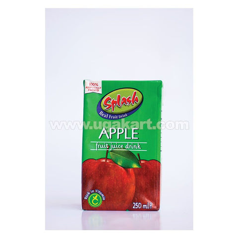 Splash Apple Fruit Juice 250ml