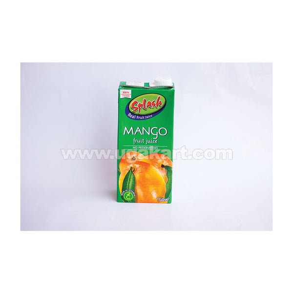 Splash Mango Fruit Juice 1litre