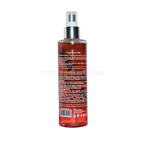 ESTARIA Passion Strawberry Fragrence Mist 250ml