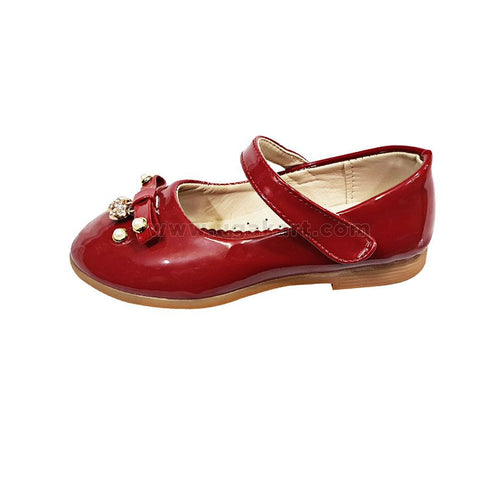 Red kids Shoes Flat Shoes