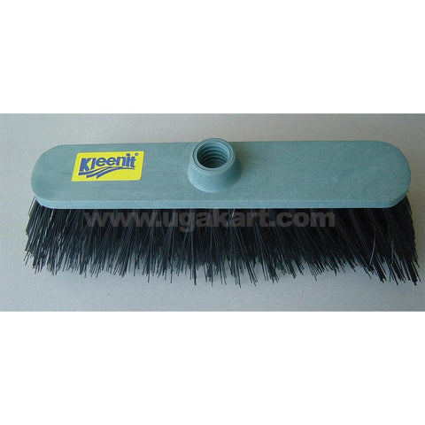 Kleenit Hard Eco Broom (With Handle) 24cm