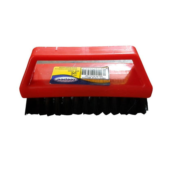 Black And Red Scrubbing Brush 4.5Inches
