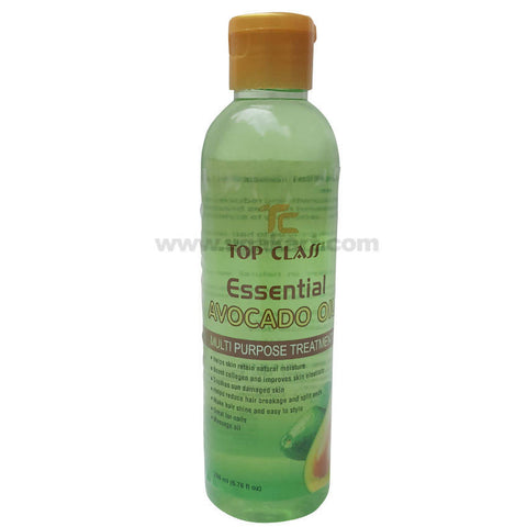 Top Class Essential Avacado Oil Multi Purpose Treatment_200ML
