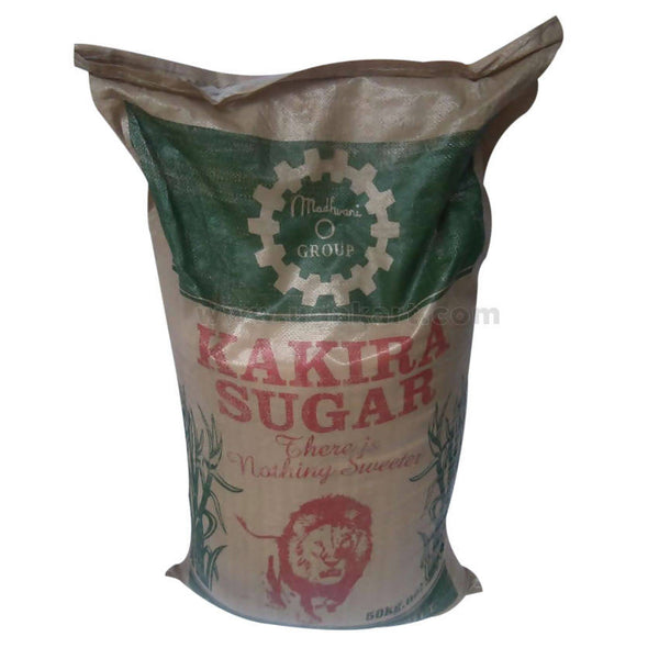 Kakira Sugar Sack(Available in 25KG and 50KG)