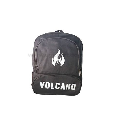 Black Volcano Kids Bag