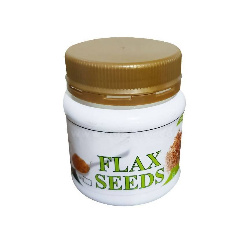 Flax Seeds -For Breast Cancer and Others - 200g