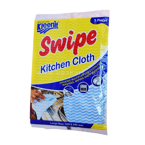 Kleenit Swipe Kitchen Cloth 5 Pieces