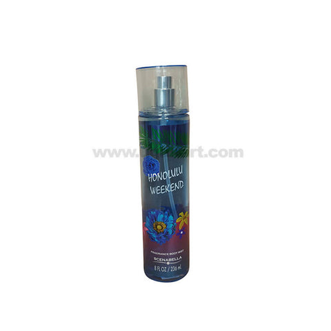 Honolulu Weekend Fragrance Body Mist_236ml