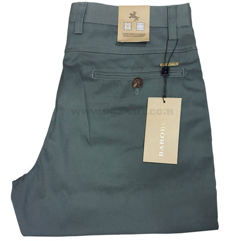Navy Grey Color Trouser For Men