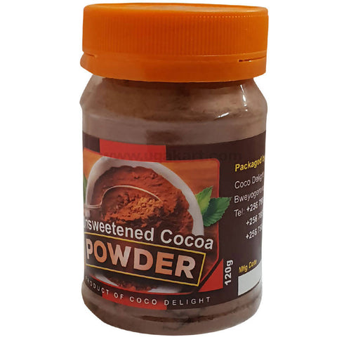 Unsweetened Cocoa Powder 120gm