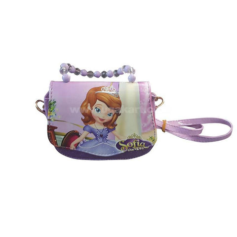 Sofia The First Kids Cross Bag For Girls
