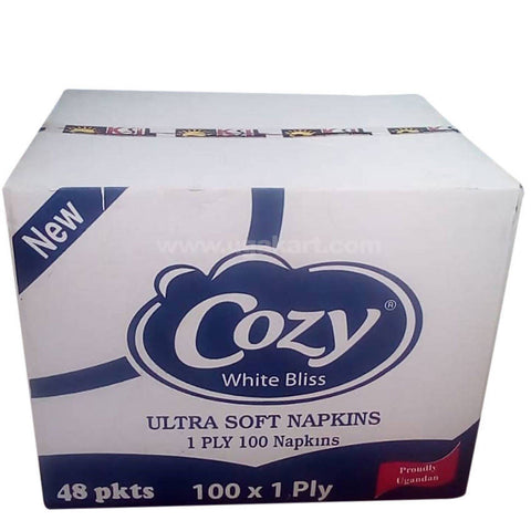 Cozy Table Napkins_1 Carton_48pcs