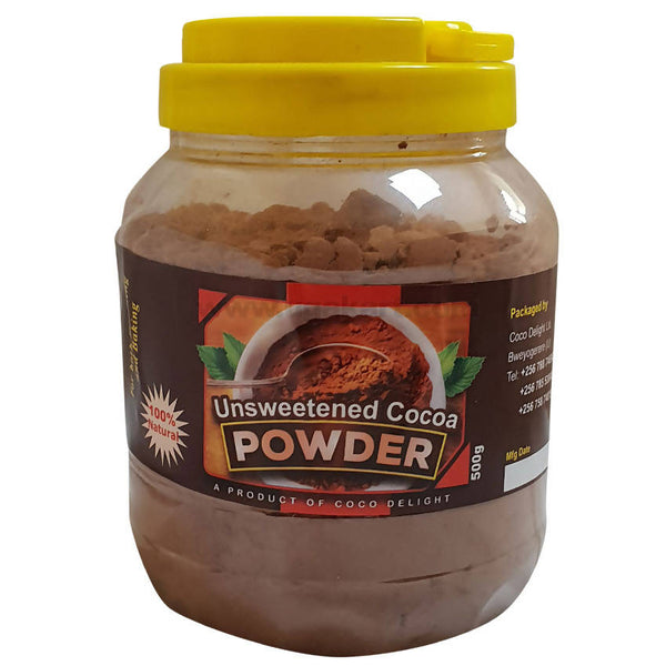 Unsweetened Cocoa Powder 500gm