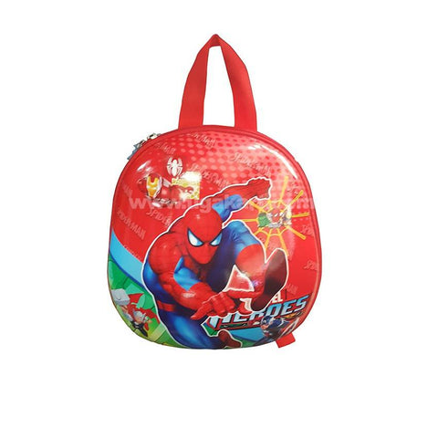 Spider Man Kids Bag Red