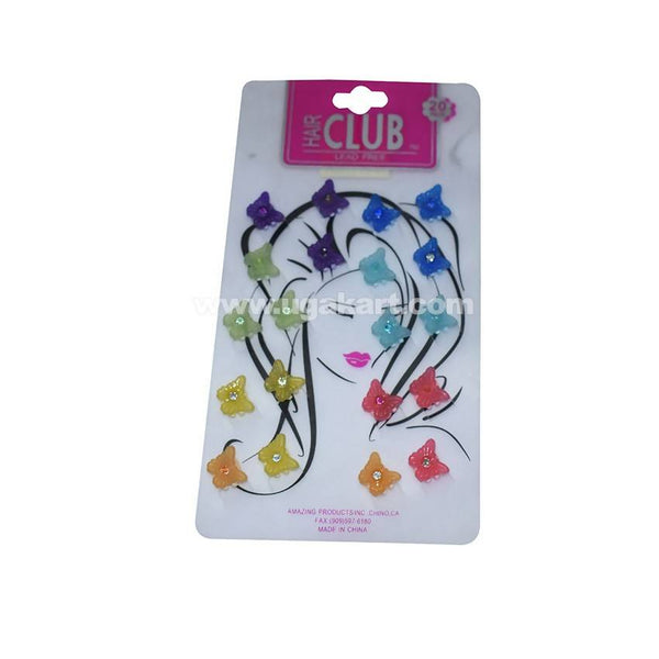 Hair Club Lead Free - Multi-colored - 20 Pack