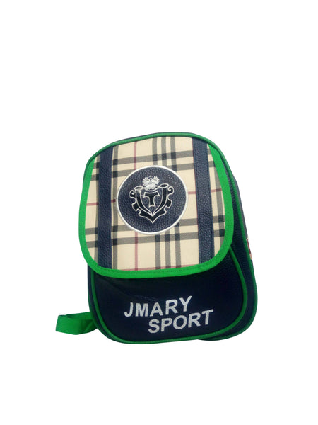 Black Jmary Sport School Bag For Kids