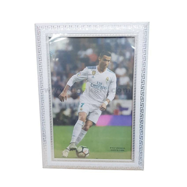 "Photo White Frame-8""/12""-( 20/30Cm )"