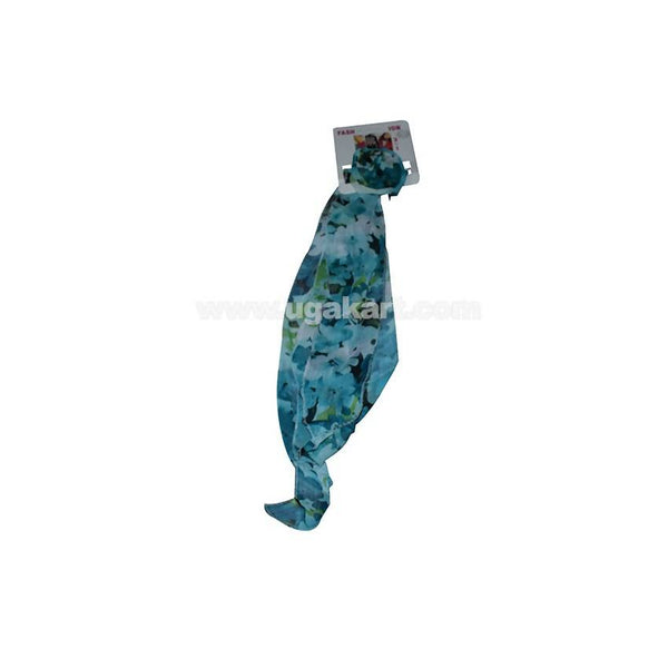 3 in 1 Women Cloth Scarf - Light Blue