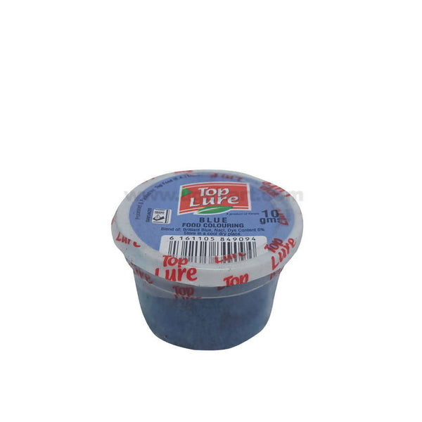 Top Lure Blue Food Colouring_10gm