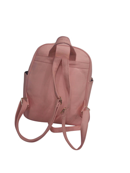 Baby Pink School Bag For Girls