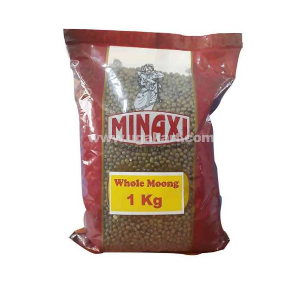 Whole Moong 1 Kg