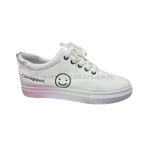 Gaixingsport White & Black Girls Shoes