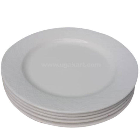 Breakfast Ceramic Plates (6Pcs)