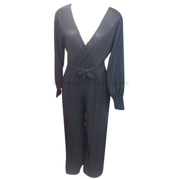 Women's Black Jump Suit