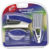 Kangaro Trendy 35/Z4 Stapler, Staples, Remover And Cordless Kit