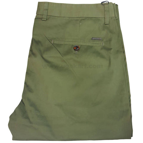 Emerald Green Color Trouser For Men