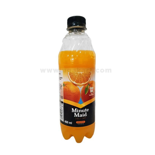 Minute Maid Orange-400ml (6Pc)