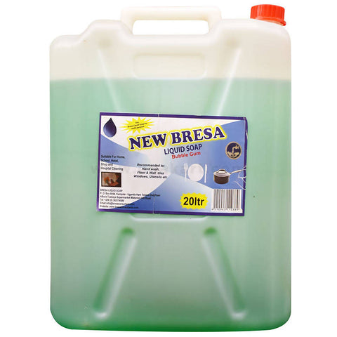 New Bresa Liquid Soap 20Ltr