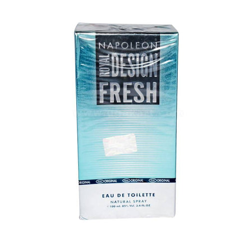Napoleon Royal Design Fresh Spray For Men 100ml