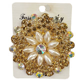 Fashion Jewelry Golden Hair Clip