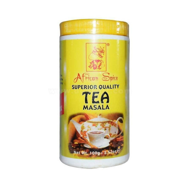 African Spices Tea Masala 100gm