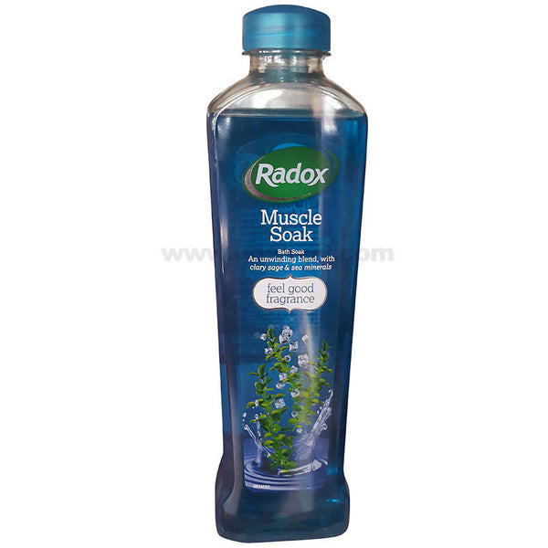 Radox Muscle Bath Soak 500ml